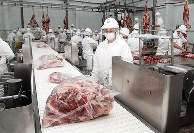 Exportación de carne en enero alcanzó su nivel mas alto de los últimos 5 años