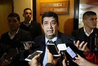 """Velázquez considera clave unidad en la ANR para """"trabajar por el pueblo"""""""
