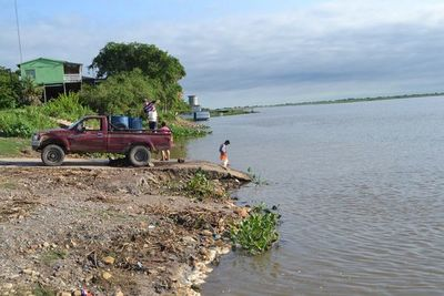 Denuncian precariedad del sistema de distribución de agua en Fuerte Olimpo