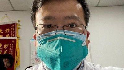 """Coronavirus en China: Murió uno de los """"ocho chismosos"""""""