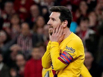 Barcelona, también eliminado de la Copa del Rey