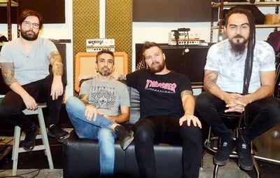 """Flou:  rock para las """"Almas"""""""