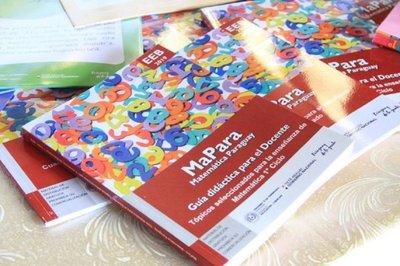 OTEP sugiere devolver libros de matemáticas con errores