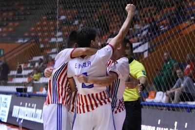 Con goleada, Paraguay clasifica al Mundial de Futsal FIFA