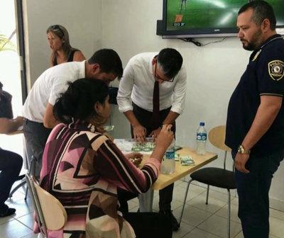 Presunta extorsión en Alto Paraná