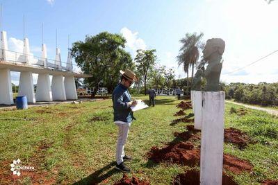 Cerro Corá: Intensifican obras para conmemorar 150 años de la muerte del Mariscal Solano López