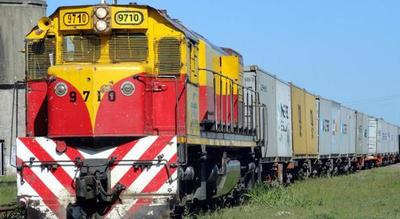 Presentan proyecto para un tren de carga