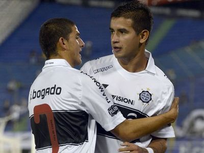 El último gol de Derlis González
