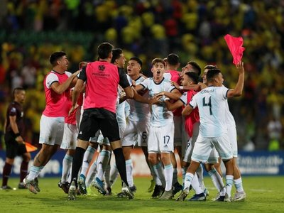 Argentina, con visa a Tokio; Brasil, Uruguay y Colombia por el último cupo