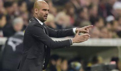 Guardiola quiere que Messi siga en el Barcelona