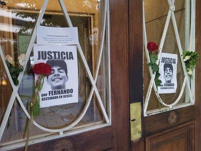 """Padre de Fernando: """"Si pudiera pediría la pena de muerte"""""""