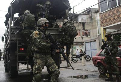 Brasil refuerza cárceles por posible fuga de narcos