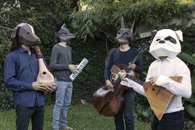 Firulais lanza hoy su primer disco, en concierto con invitados