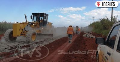 """El desarrollo llegará a la """"Capital de la Zanahoria"""", con obra de pavimentación asfáltica"""