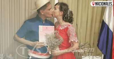 Dieron el «sí» al estilo Paraguayo