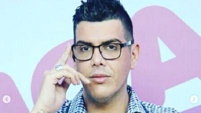 Rubén Paris de nuevo en televisión