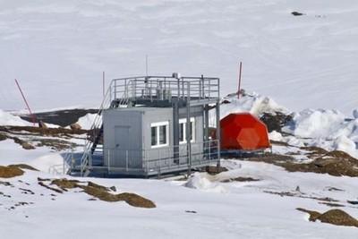 Récord de altas temperaturas en la Antártida