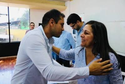 """Acabó el """"amor"""" entre Patria Querida y Miguel Prieto: """"Es un cobarde y mentiroso"""", disparan al intendente"""