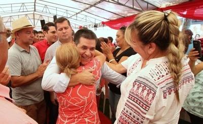 """HOY / Horacio Cartes: """"No comparto que el PDP y otras personas manden más que ustedes"""""""