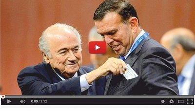 Periodistas argentinos trataron a Napout de chupamedias (VÍDEO)