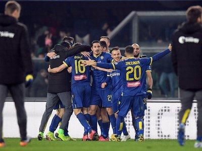 Juventus se hunde en Verona pese al décimo gol seguido de Cristiano