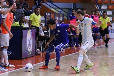Paraguay cae en semifinales