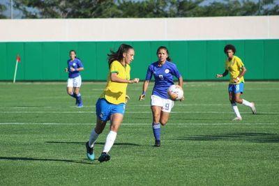 Albirroja  goleada por Brasil en Liga Sudamericana