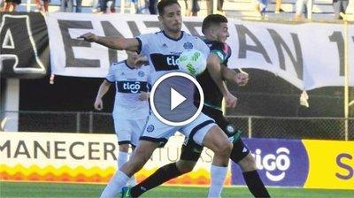 Olimpia vs Rubio Ñu (1-1) Goles, Resumen, Resultado, Apertura 2017