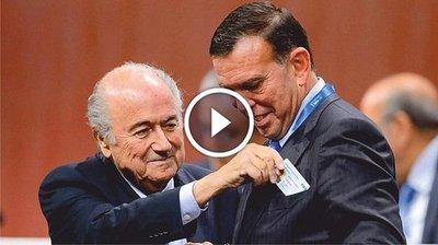 Napout y 12 dirigentes de la FIFA detenidos en Suiza (VÍDEO)