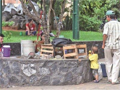 Centros de Niñez cierran y se agrava  trabajo infantil en calles