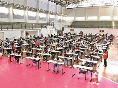 Por  el  inglés baja la cantidad de aspirantes a Taiwán Tech