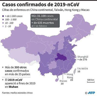Se dispara la cifra de muertes por coronavirus