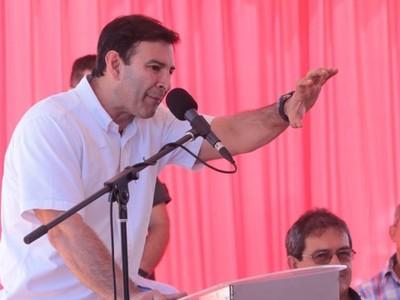 Silvio Ovelar sobre Mario Abdo: