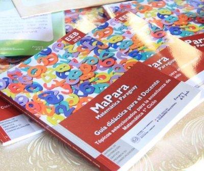Anuncian reimpresión de hojas con errores en libros del MEC
