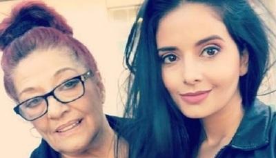La particular dedicatoria de Jessi Franco a su mamá