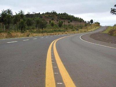 Hallazgo de cadáver sobre ruta en Curuguaty