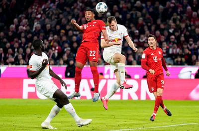 Bayern Múnich y Leipzig dejan todo como estaba