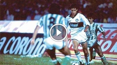 """Final de 1989 entre Olimpia y Nacional marcada por """"amenazas de narcos"""" (Vídeo)"""