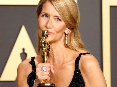 Laura Dern sella su dinastía en Hollywood con un Oscar