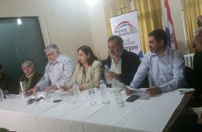 Frente Guasu define hoy postura sobre Financiamiento Político