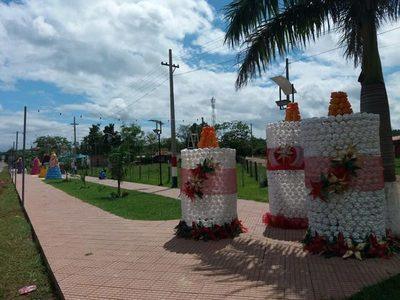 Isla Pucú se destaca por la cultura del reciclaje