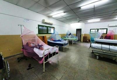 Fallece mujer con síntomas de dengue en Luque