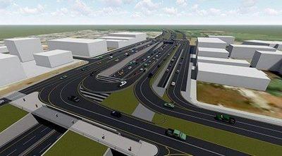 Multiviaducto: Habilitarán tramo de la ruta nacional en julio de este año