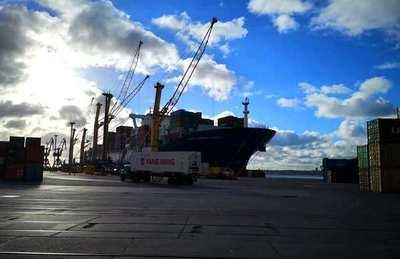 Mayor control en terminales permitió a la Administración de Puertos superávit récord