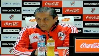 Ramón Díaz confirmó equipo para el River vs Boca de hoy