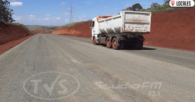 La Ruta de la Exportación entre Itapúa y Alto Paraná debe estar lista para mediados del 2021