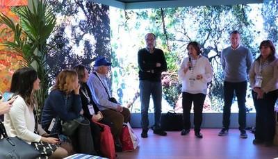 Presentan atractivos turísticos de Paraguay en importante feria europea de Milán