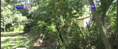 Toda una cuadra con dengue en Areguá