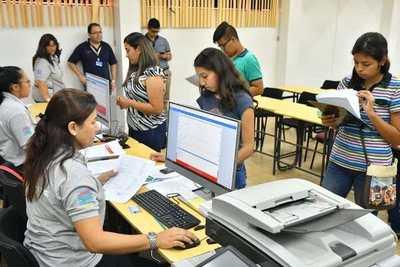 Postulación electrónica a becas universitarias Itaipú-Becal 2020 iniciarán el miércoles
