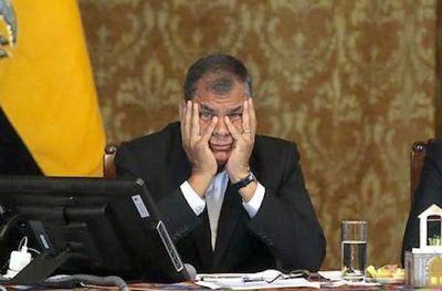 Inicia en Ecuador juicio en ausencia contra el expresidente Correa
